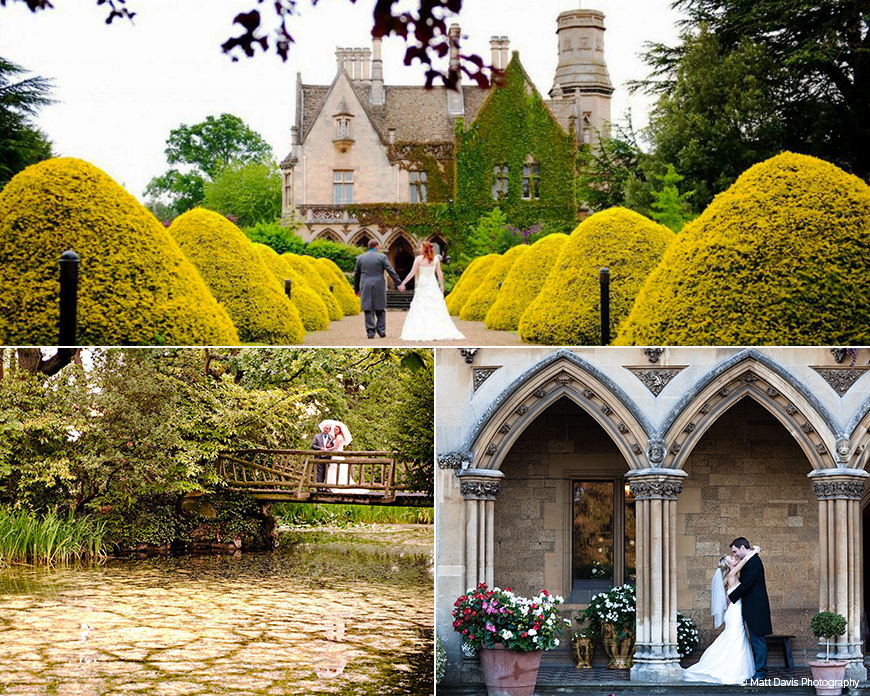 Manor by the Lake - Country House Wedding Venue in Gloucestershire
