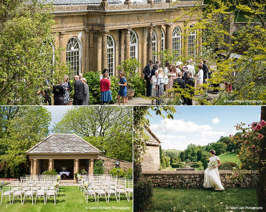 Mapperton - Marquee Wedding Venue in Dorset