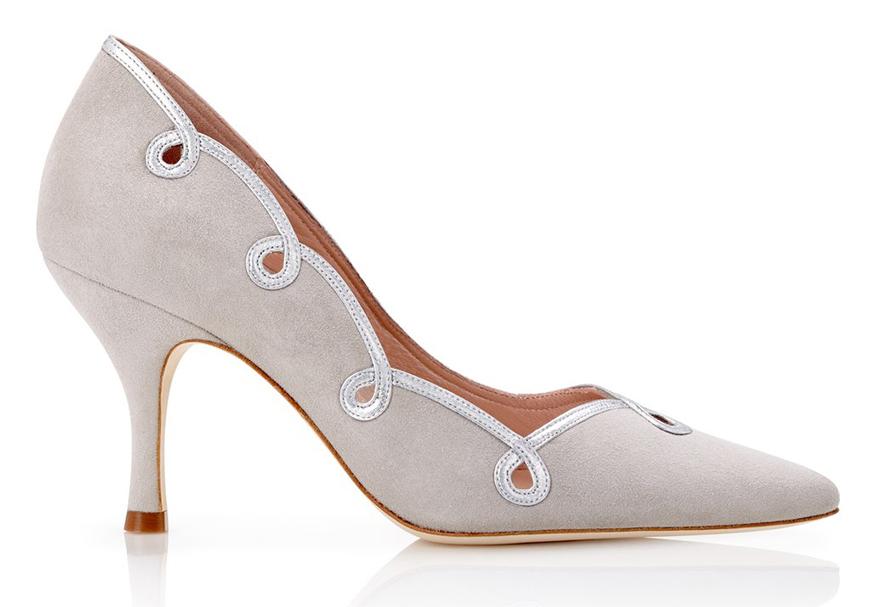 Wedding Ideas by Colour: Metallic Wedding Accessories | CHWV