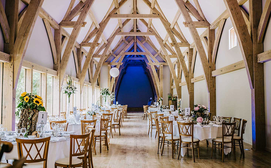 5 Barn Wedding Venues In The West Midlands - The Mill Barns | CHWV