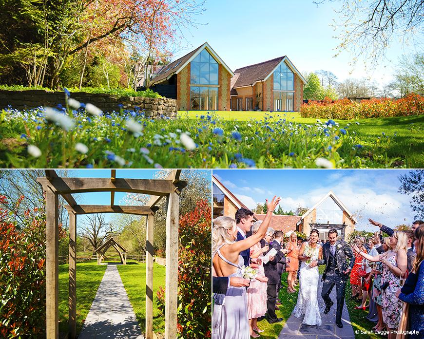 Millbridge Court - Barn wedding venue in Surrey