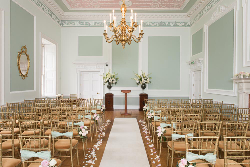 20 Modern Wedding Venues That You Have To See - Botleys Mansion   CHWV