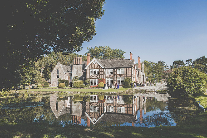20 Modern Wedding Venues That You Have To See - Brinsop Court | CHWV