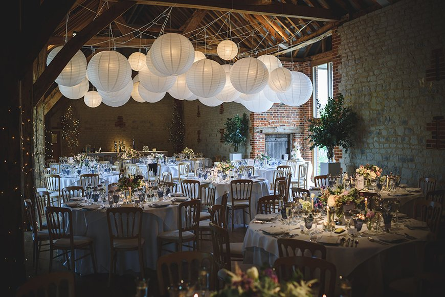 20 Modern Wedding Venues That You Have To See - Bury Court Barn | CHWV