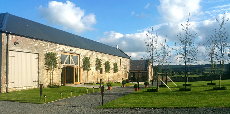 20 Modern Wedding Venues That You Have To See - Healey Barn   CHWV