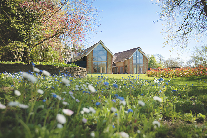 20 Modern Wedding Venues That You Have To See - Millbridge Court   CHWV