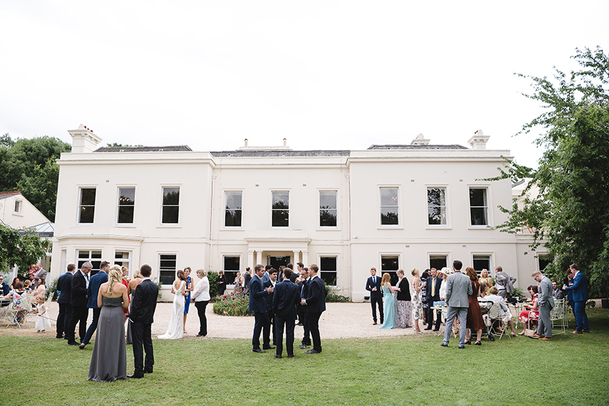 20 Modern Wedding Venues That You Have To See - Morden Hall   CHWV