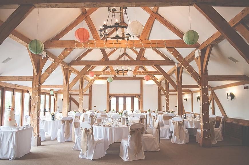 20 Modern Wedding Venues That You Have To See - Sandhole Oak Barn   CHWV