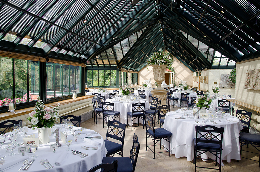 20 Modern Wedding Venues That You Have To See - The Dairy, Waddesdon Manor | CHWV