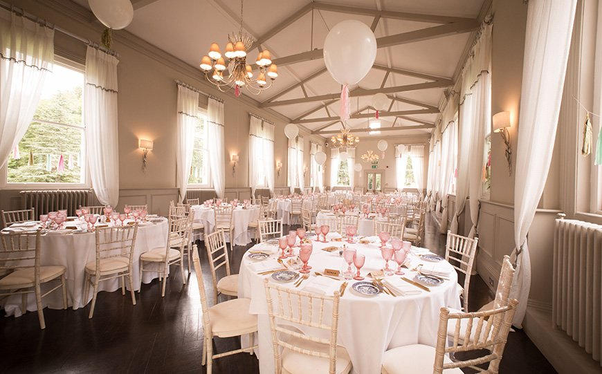 Escape The City With 8 Wedding Venues Near London - Morden Hall | CHWV