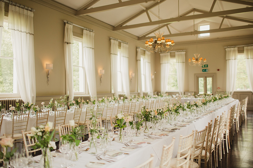 9 Glamorous And Grand Wedding Venues That You Have To See - Morden Hall | CHWV