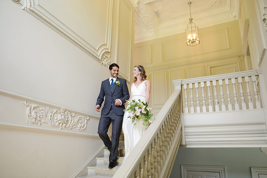 Elegant and Beautiful: A Photoshoot at Morden Hall | CHWV