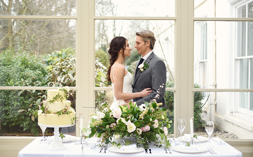 Choosing The Perfect Boho Wedding Venue - Morden Hall | CHWV