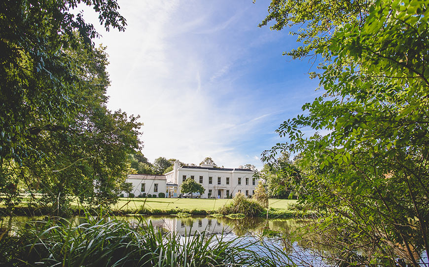 The Best Country House Wedding Venues For An Autumn Wedding - Morden Hall | CHWV
