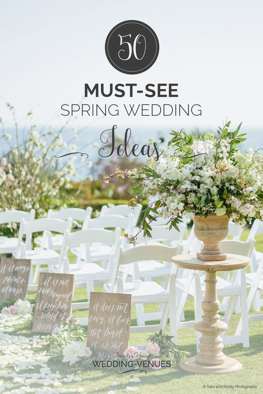 50 Must Have Rv Accessories Rv Supplies In 2019 Expert: 50 Must-See Spring Wedding Ideas