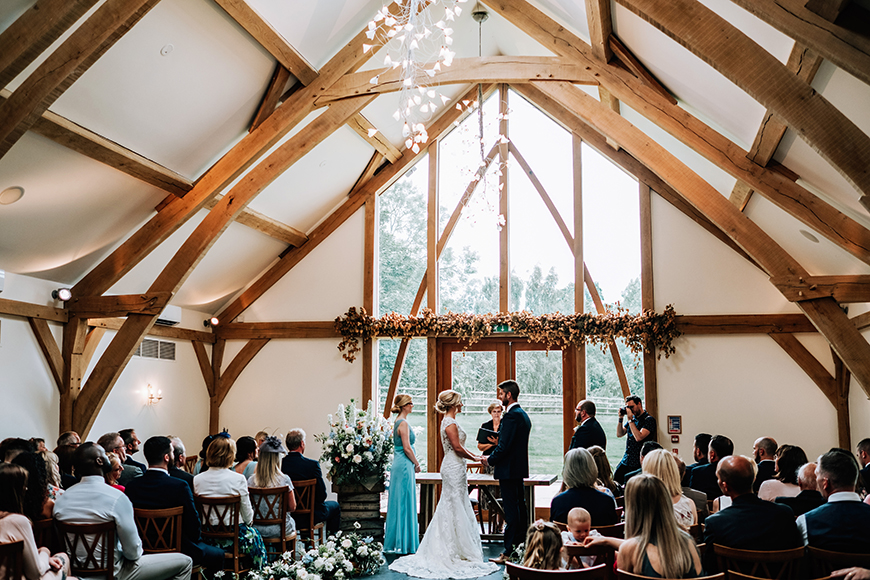 10 Unmissable Midlands Wedding Venues - Mythe Barn | CHWV