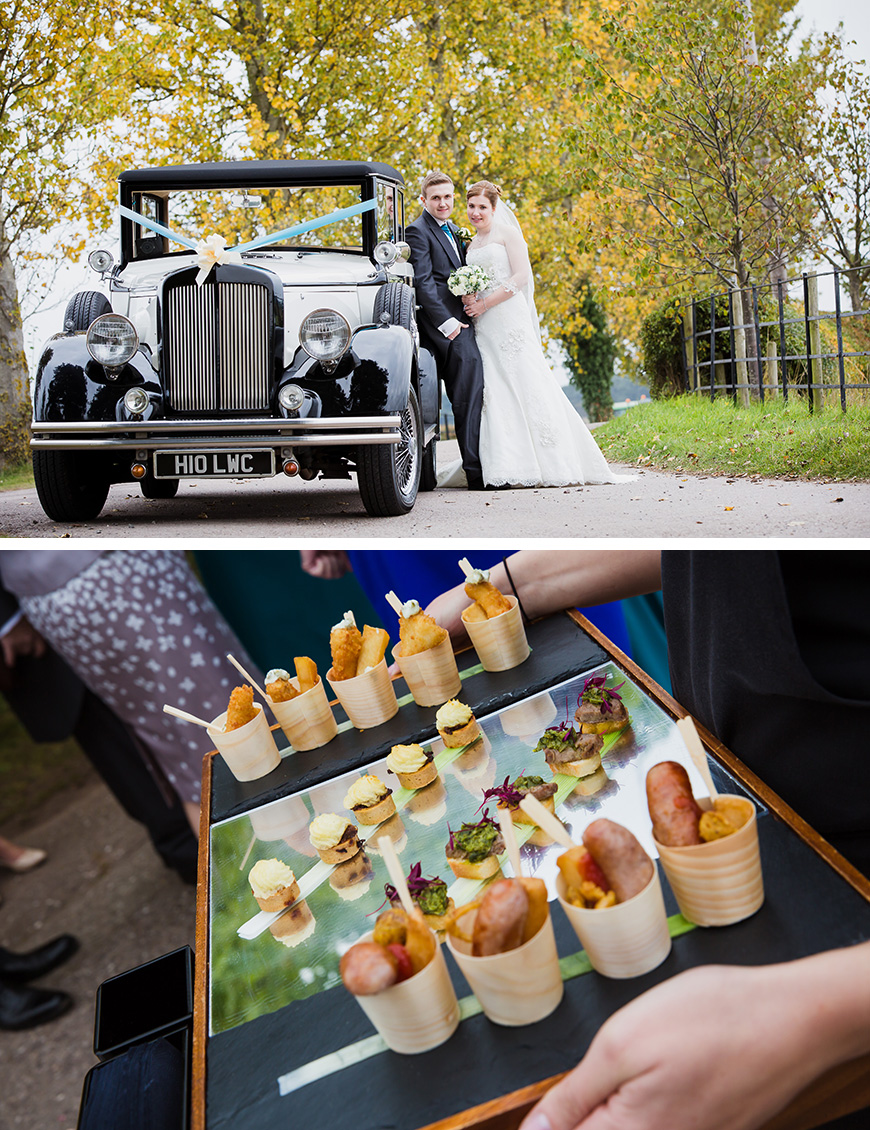 Real Wedding - A Rustic-Inspired Wedding at the Rural Packington Moor | CHWV