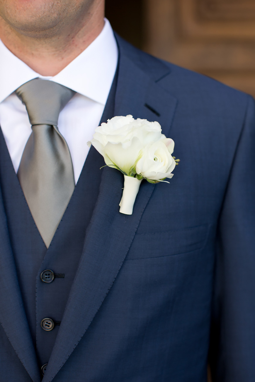 Navy Wedding Suits | Wedding Ideas by Colour | CHWV
