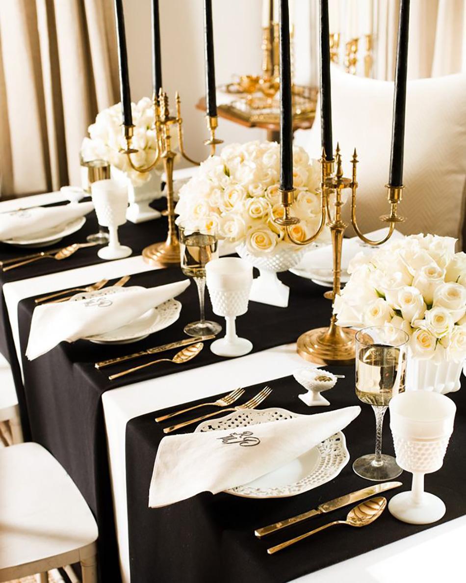 10 Fantastic New Year's Eve Wedding ideas
