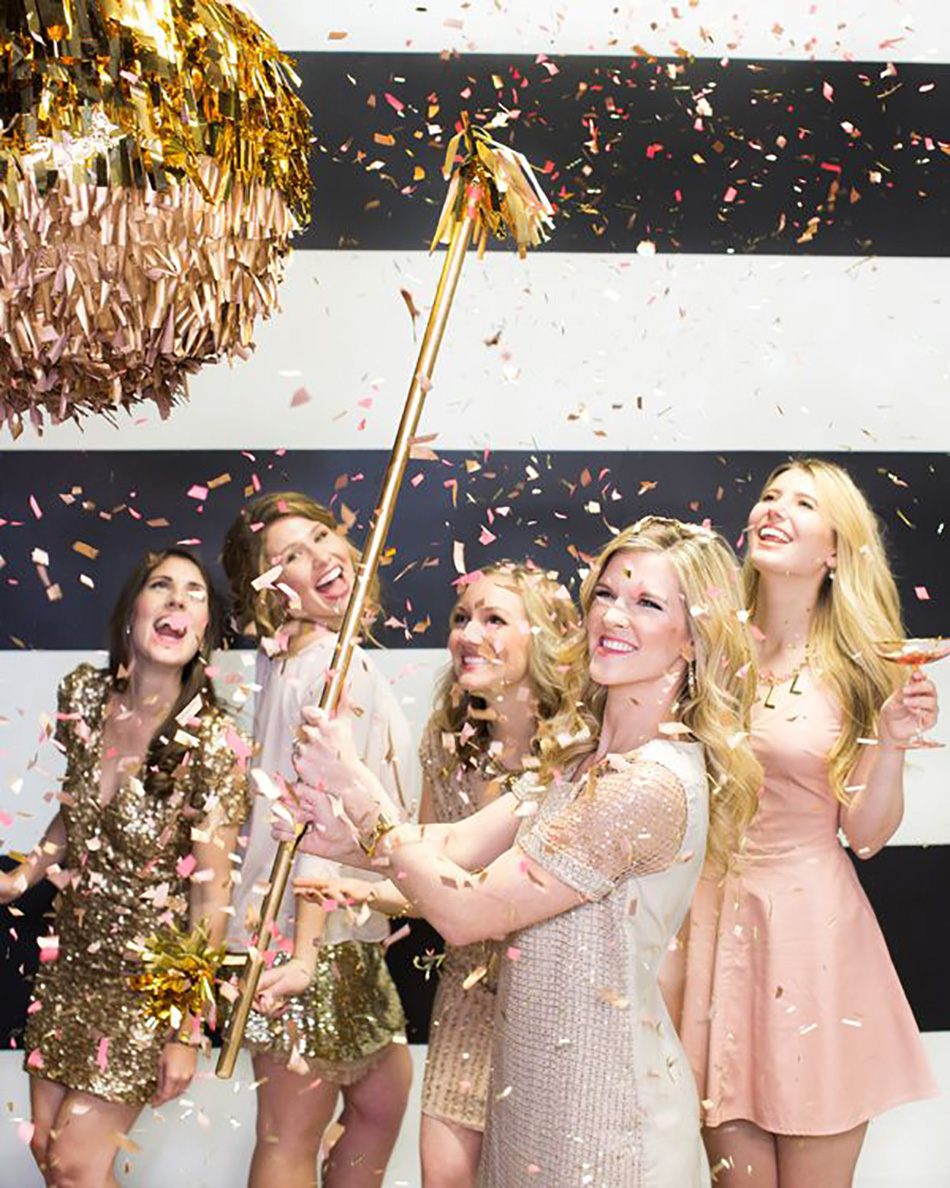 10 fantastic new years eve wedding ideas