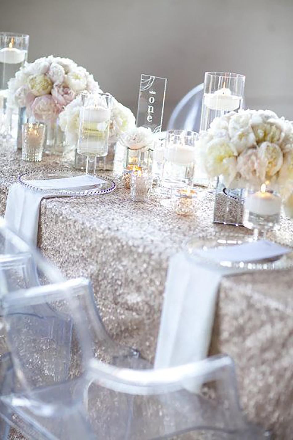New Year\'s Eve Wedding Ideas | CHWV