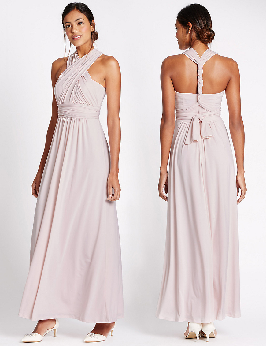 New High-street Bridesmaid Fashion For 2017 - Multiway dress | CHWV