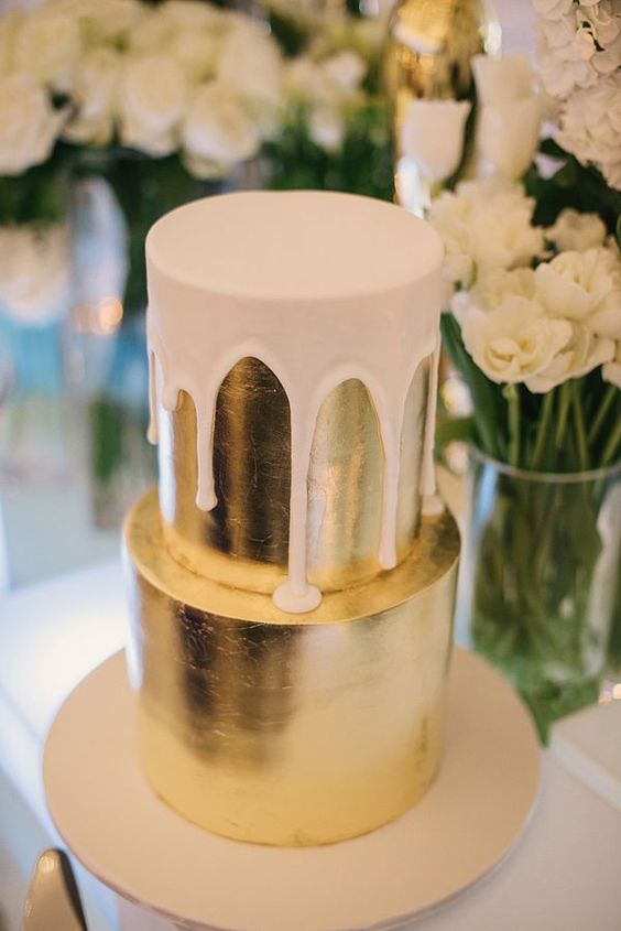 Non-Traditional Wedding Cakes – Drip Cakes - Arabia Wedding Website | CHWV