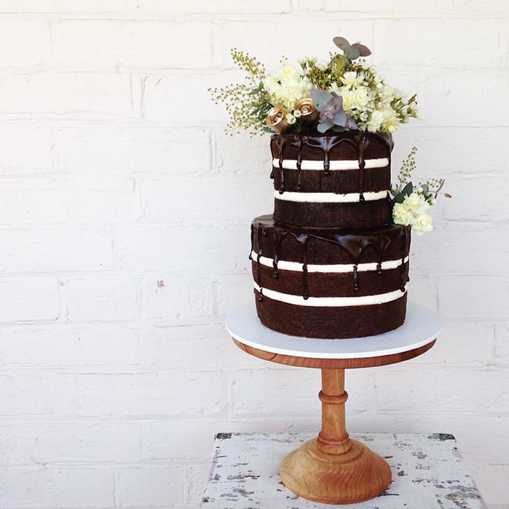 Non-Traditional Wedding Cakes – Drip Cakes - Unbirthday Bakery | CHWV