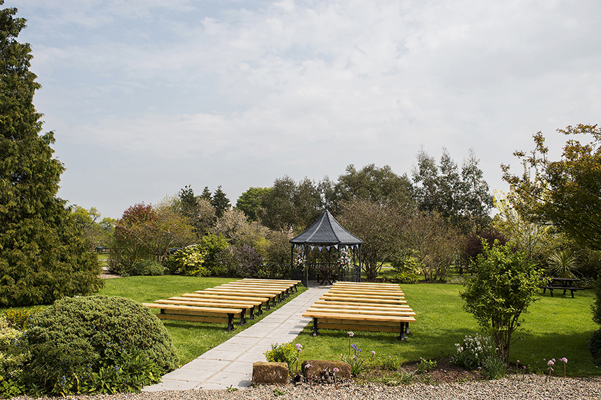 7 Incredible Outdoor Wedding Venues In The Midlands - Curradine Barns | CHWV