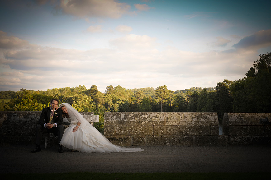 7 Incredible Outdoor Wedding Venues In The Midlands - Eastnor Castle | CHWV