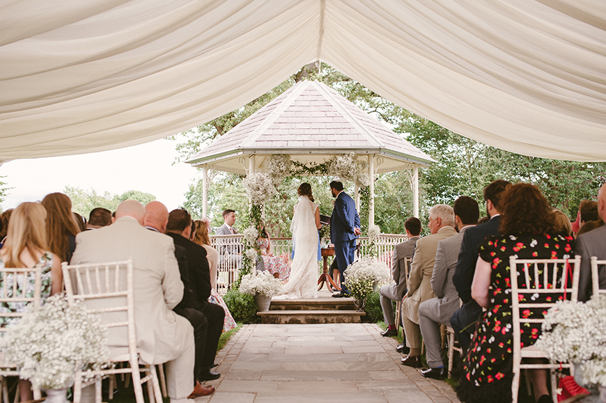 7 Incredible Outdoor Wedding Venues In The Midlands
