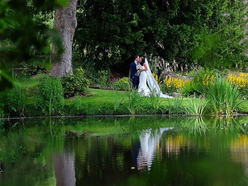 7 Incredible Outdoor Wedding Venues In The Midlands - The Mill Barns | CHWV