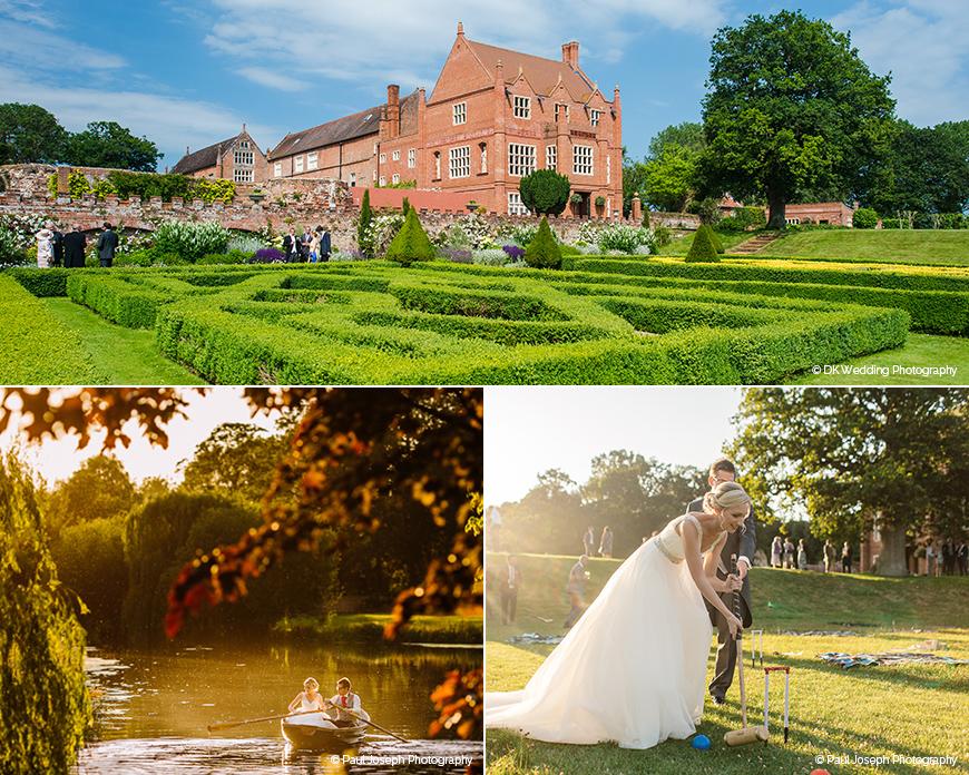 Oxnead Hall - Barn wedding venue in Norfolk