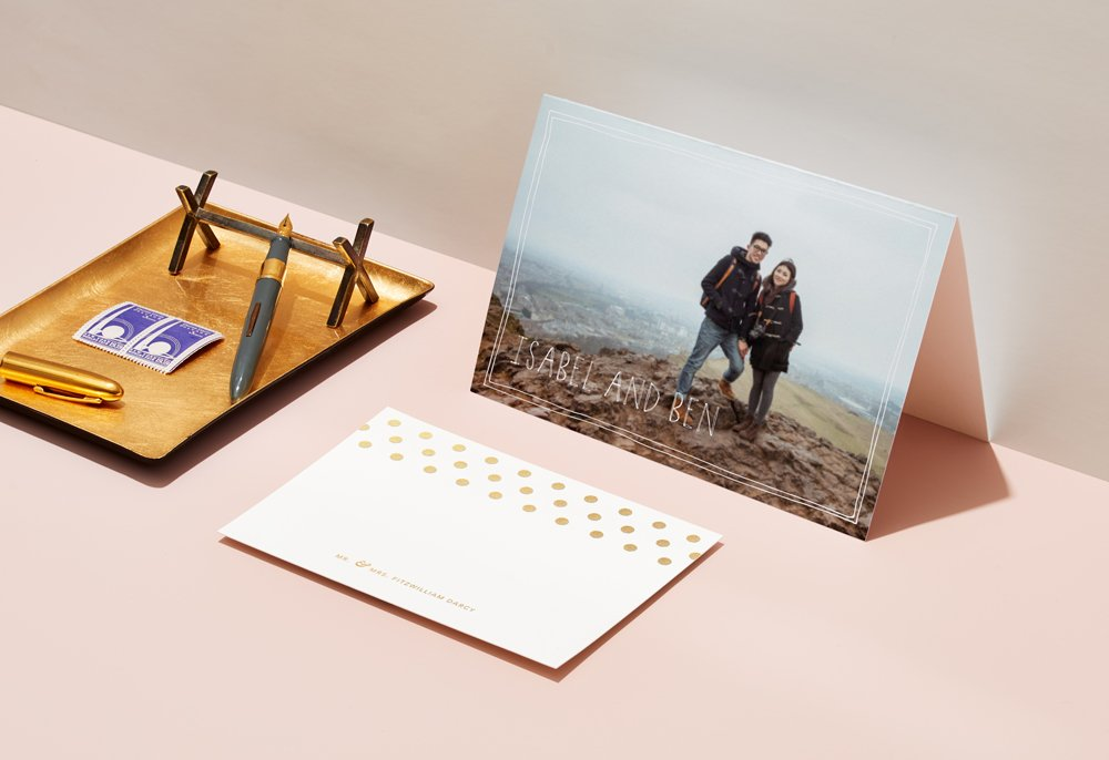 Ask The Experts: Wedding Stationery with Paperless Post - Matching set | CHWV