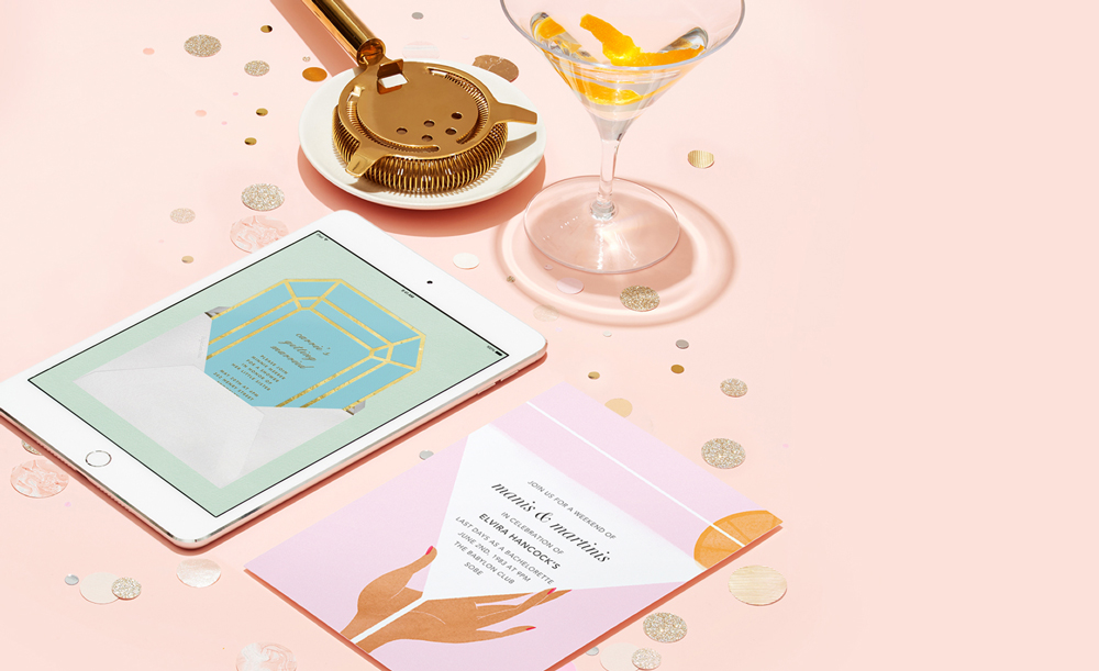 Ask The Experts: Wedding Stationery with Paperless Post - Personal style | CHWV