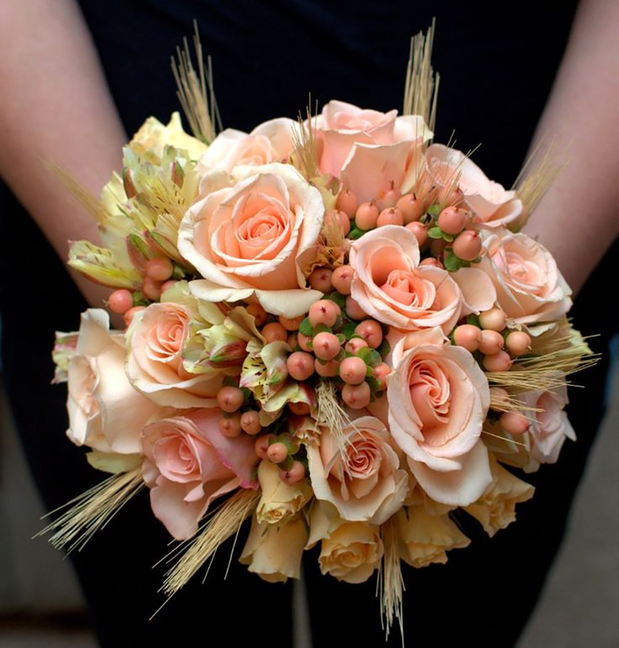 Peach Wedding Ideas Wedding Ideas By Colour Chwv