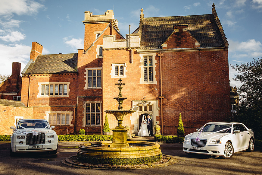 6 Stunning Staffordshire Wedding Venues - Pendrell Hall | CHWV