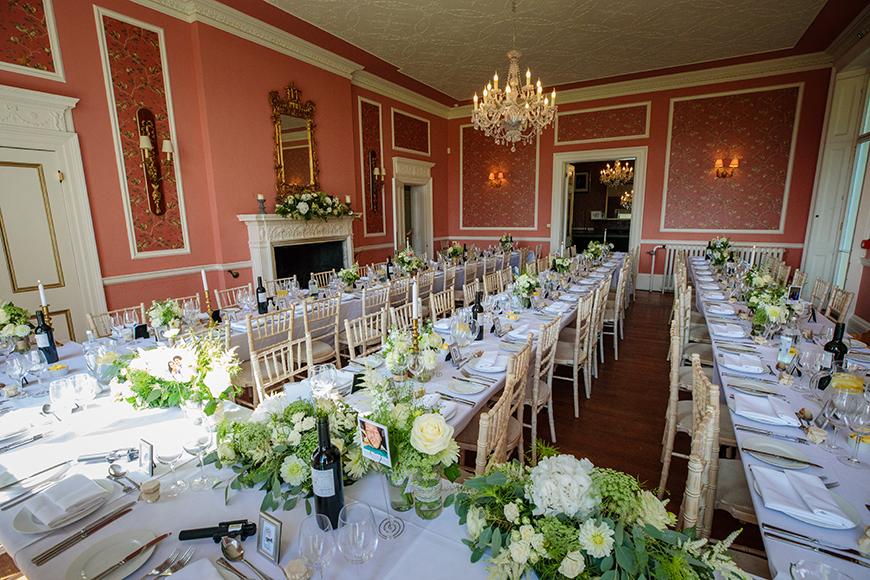 8 Wonderful Wiltshire Wedding Venues - Penton Park | CHWV