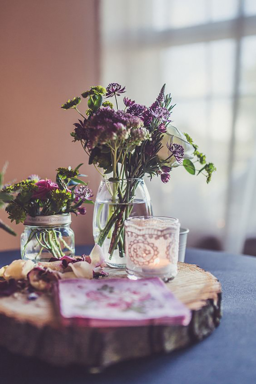 How to Have the Perfect Hygge Wedding - Be at one with nature | CHWV