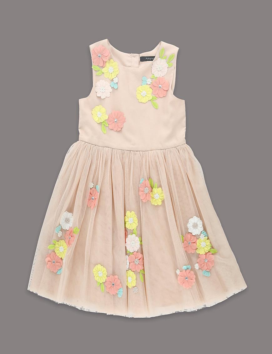 Peach Flowergirl Dresses Wedding Ideas Chwv
