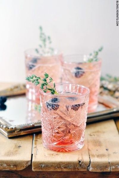 Trend Alert – Summer Inspiration for The Perfect Wedding Drinks Reception - Cocktails | CHWV