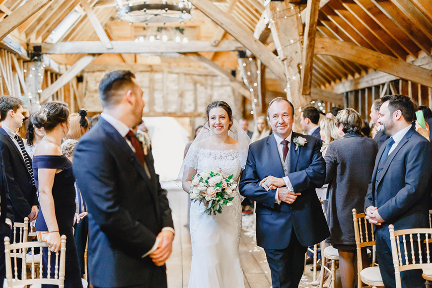 8 Perfect Waterside Wedding Venues For Summer - Bassmead Manor Barns | CHWV