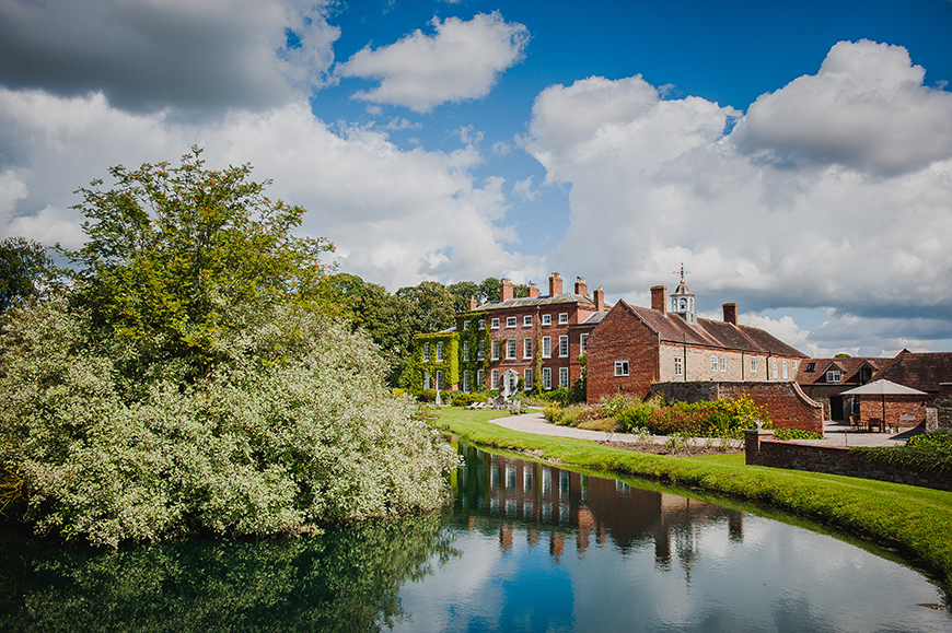 8 Perfect Waterside Wedding Venues For Summer - Delbury Hall | CHWV