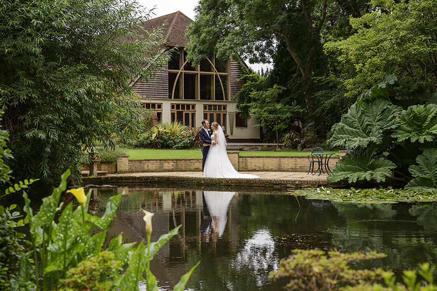 8 Perfect Waterside Wedding Venues For Summer - Rivervale Barn | CHWV