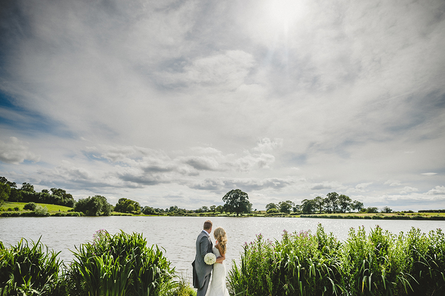 8 Perfect Waterside Wedding Venues For Summer - Sandhole Oak Barn | CHWV