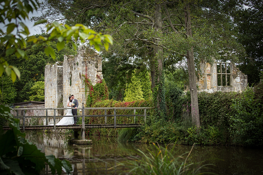 8 Perfect Waterside Wedding Venues For Summer - Slaugham Place | CHWV