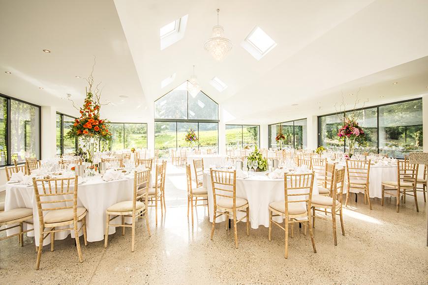 8 Perfect Waterside Wedding Venues For Summer - Tyn Dwr Hall | CHWV