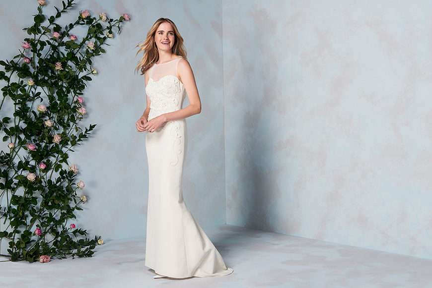 Phase Eight Introduce New Line of Beautiful High Street Wedding Dresses - Candy Dress | CHWV