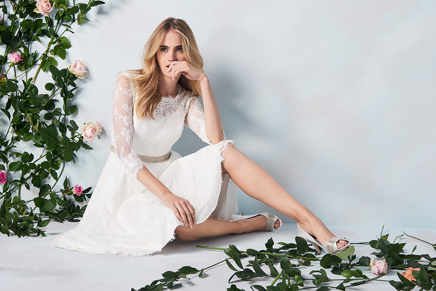 Phase Eight Introduce New Line of Beautiful High Street Wedding Dresses - Cressida Dress | CHWV