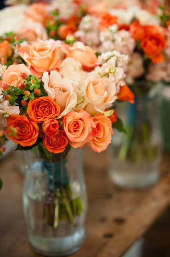 Picking the Perfect Natural Autumn Decorations - Autumnal flowers   CHWV